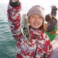 2010.1.3(日) めでたいトラフグを釣った熊ちゃん!
