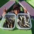 2009.1.6(火) 釣りまくりの72匹・忍姫!