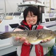 2010.1.11(月) アカメを含む10匹・鈴木喜美子さん!