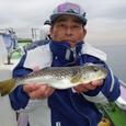2009.1.20(火) 33cm・足達さん!