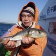 2009.2.8(日) 特大の38cm・福村さん!