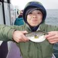 2009.2.11(水) 2番手・赤池はぎのさん!