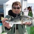 2009.3.7(土) 37cm・竹山さん!