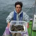 2009.5.3(日) 初挑戦で12匹・三崎さん!
