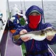 2009.5.6(水) デップリの34cm・赤池はぎのさん!
