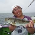 2009.6.3(水) 34cm・山本さん!