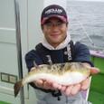 2009.6.3(水) 良型アカメ・安藤さん!