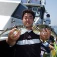 2009.6.7(日) 2番手・アカメ34cmを含む10匹・熊谷さん!
