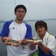 2009.6.29(月) 初挑戦の館山さんと安永さん!