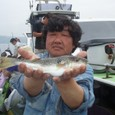 2009.7.4(土) 竿頭・14匹・渡部さん!