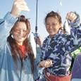2008.9.9   竿頭の忍姫と8匹釣った茂木さん!
