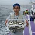 2009.9.11(金) 2番手・62匹・田辺さん!
