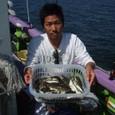 2009.9.17(木) 2番手・47匹・北野さん!