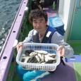 2009.9.25(金) 初挑戦で35匹・加藤さん!