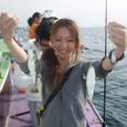 2009.9.27(日) 40匹・石田有可子さん!