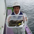 2008.9.27(土) 2番手・18匹・浜野さん!