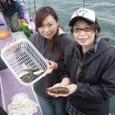 2008.9.28(日) 小島真紀子さんと堀江律子さん!