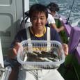 2009.10.4(日) 初挑戦で22匹・田辺さん!