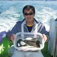 2009.10.11(日) 竿頭・30匹・田辺さん!