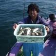 2009.10.15(木) 2番手・120匹・渡部さん!