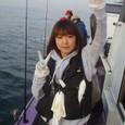 2009.10.17(土) 初挑戦で大健闘の71匹・谷村さん!