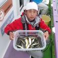 2008.10.20(月) 2番手・初挑戦で37匹・田辺さん!