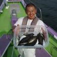 2008.10.22(水) 2番手・42匹・築山さん!