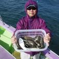 2008.10.29(水) 3番手・35匹・高橋さん!