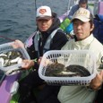 2009.10.31(土) 初挑戦・35匹上村さん!・55匹二宮さん!
