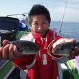 2009.11.4(水) 2番手・25匹・北野さん!