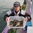 2008.11.4(火) 竿頭・17匹・佐藤さん!