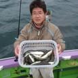 2008.11.9(日) 2番手・25匹・山内さん!
