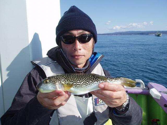 2010.1.2(土) 竿頭・7匹・木村さん!