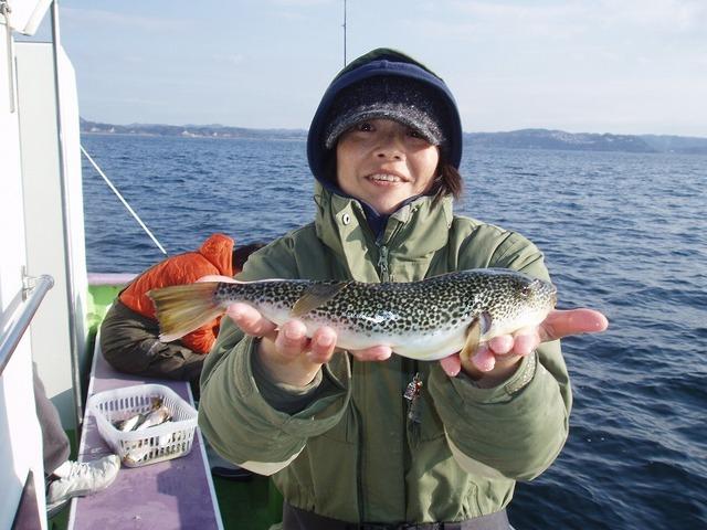2009.1.4(日) 32cm・赤池はぎのさん!