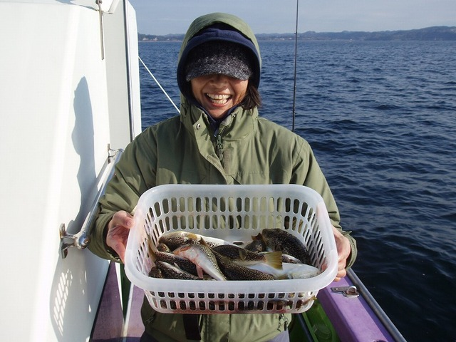2009.1.4(日) 2番手・19匹・赤池はぎのさん!