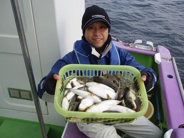 2009.1.7(水) 42匹・吉羽さん!