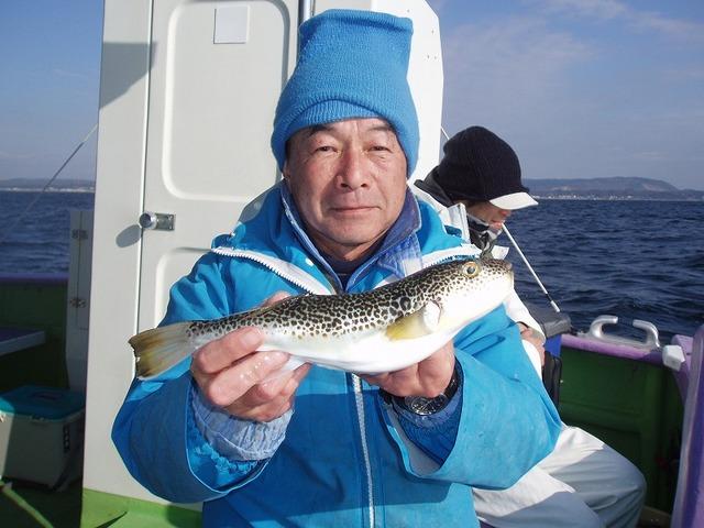 2009.1.8(木) 30cm・川浪さん!