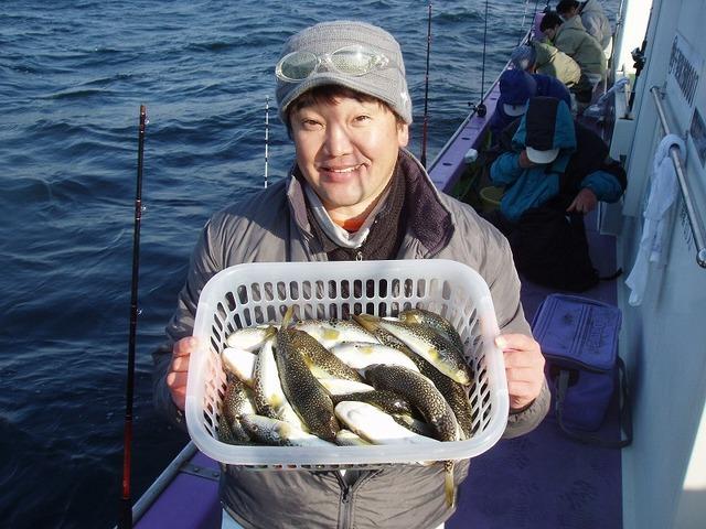 2009.1.8(木) 2番手・27匹・北山さん!