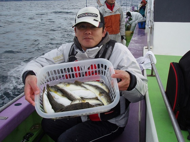 2009.1.10(土) 2番手・17匹・高城さん!