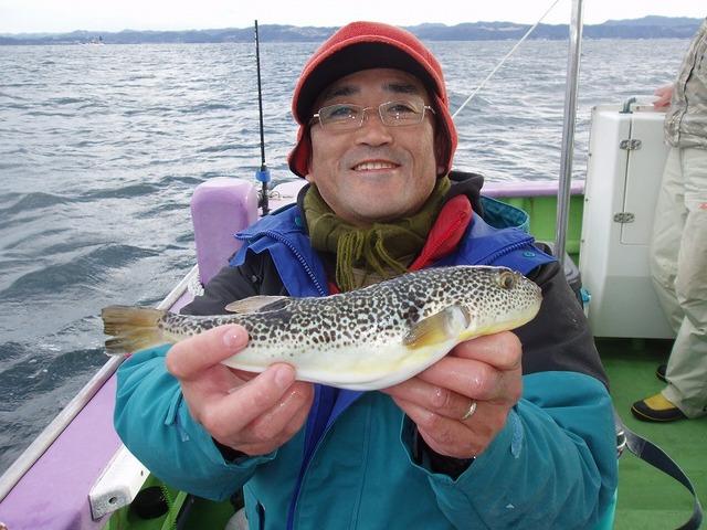 2009.1.10(土) 32cm・上村さん!