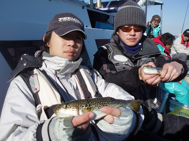 2009.1.11(日) 関根さんと諏訪さん!