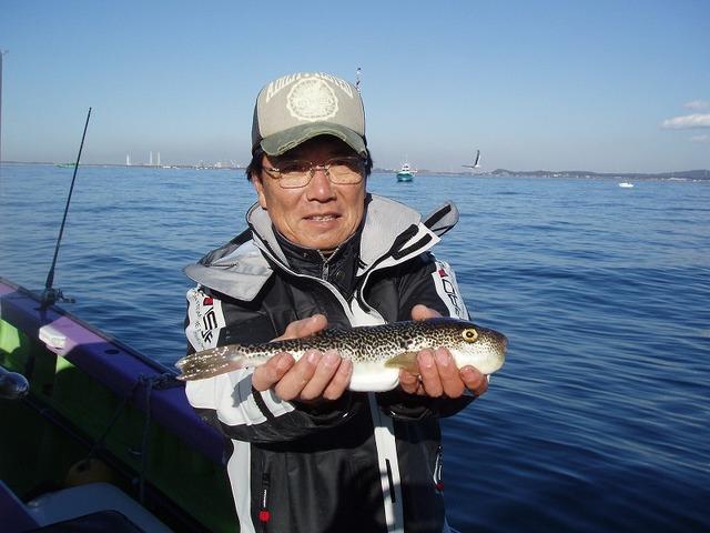 2009.1.14(水) 35cm・越塚さん!
