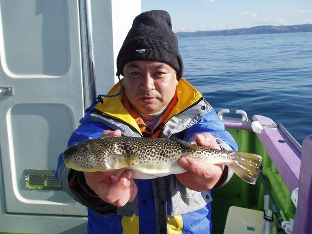 2009.1.14(水) 31cm・本間さん!