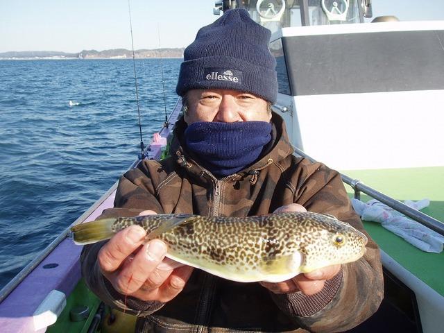 2009.1.15(木) 33cm・鈴木さん!