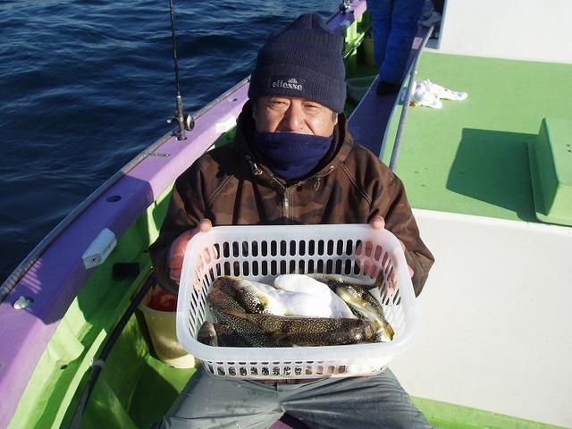 2009.1.15(木) 12匹・鈴木さん!