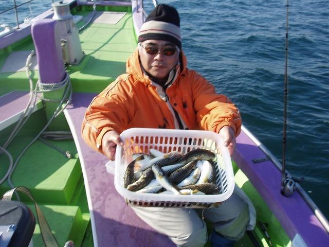 2009.1.17(土) 3番手・24匹・福村さん!