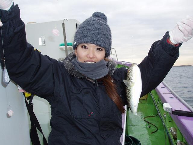 2010.1.18(月) 梅野未由さん!