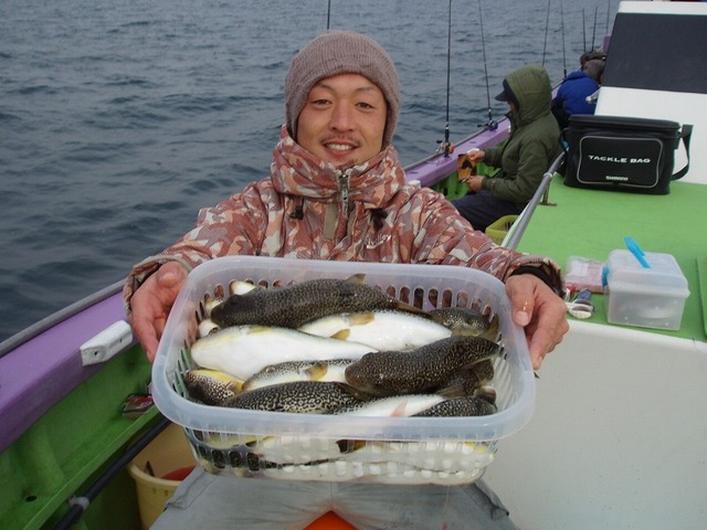2009.1.18(日) 竿頭・44匹・熊田さん!