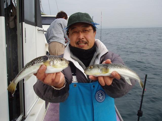 2009.1.18(日) 30cm含む21匹・藤井さん!