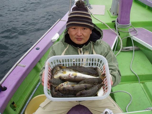 2009.1.20(火) 2番手・27匹・竹山さん!